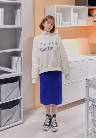 My Soulmate Napped Sweatshirt