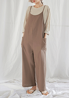 Big Pocket Jumpsuit