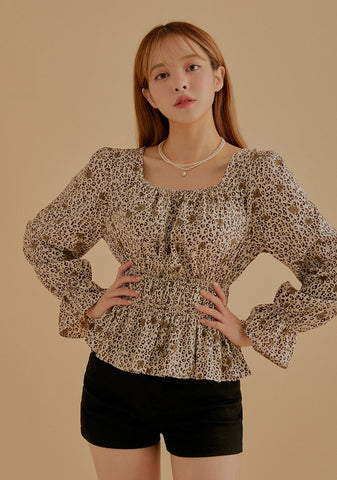 Take Me To My Wild Side Blouse