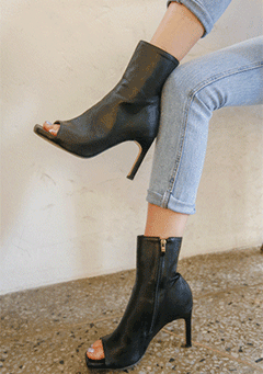 Offshores Open Toe Boots