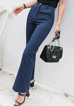 Crazy Fit High Waist Bootcut Pants