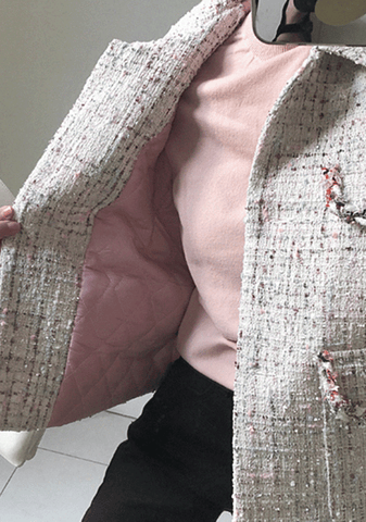 Even The Impossible Tweed Jacket