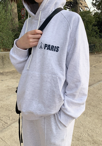 This Is Paris Daily Hoodie