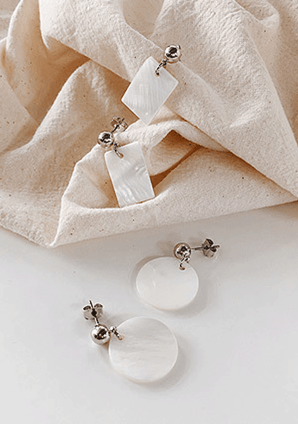 Marble Inspiration Earrings