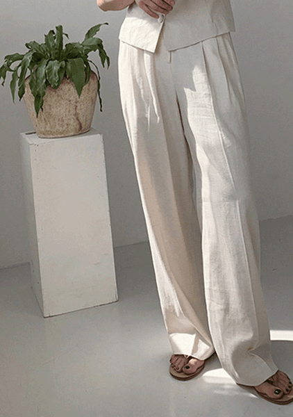 Gemma Snow Wide Legs Pants