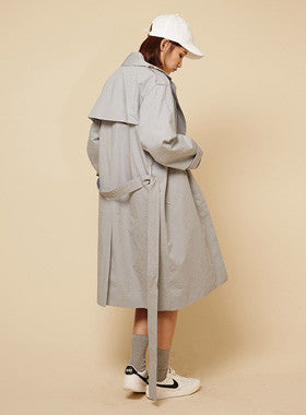 Londoner Belt Trench Coat