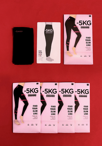 -5KG Photoshop Retouched Leggings vol.2