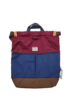 Color Blocked Backpack