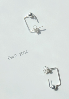 Squared Hope Earrings
