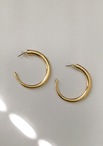 Hoops Hoops Hoops Earrings