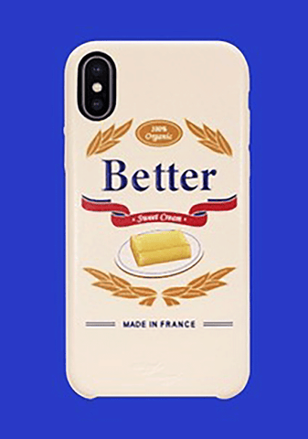 Embossing Case  - Butter is Better