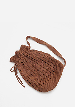 Small Knitted Shoulder Bag