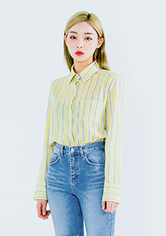 Downline Stripe Shirt