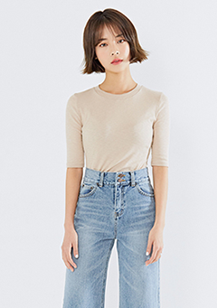 The Very Basic Cotton Tee