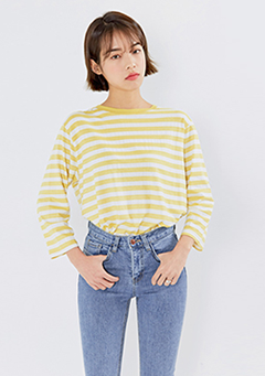 Plain Stripes Tee