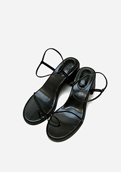 Narrow Strapped Sandals