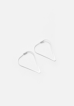 Water Drop Shaped Earrings