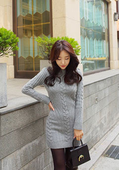 Knit Love Long Dress