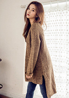 CHUU<BR>You And Knit Like Knit Top