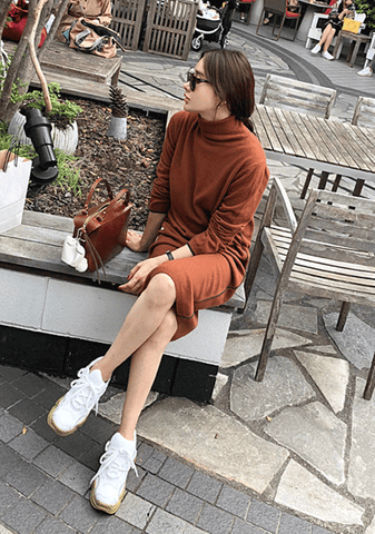 The Modern World Knit Dress