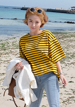 Honey Bee Stripy Tee