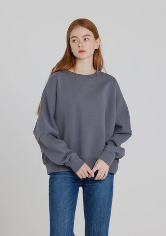 LZSD Logo Point Sweatshirt (Dark Grey)