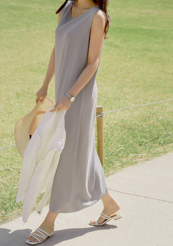 Garden Promenade Sleeveless Dress