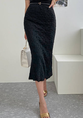 Even It Is Breaks Your Heart Midi Skirt