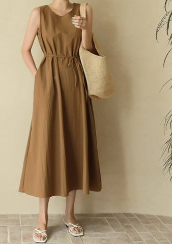 Craft Beautiful Sleeveless Dress