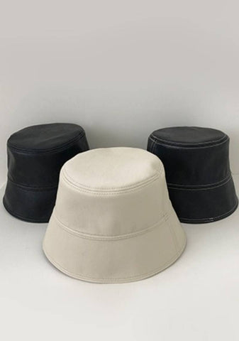 The Black Out Bucket Hat