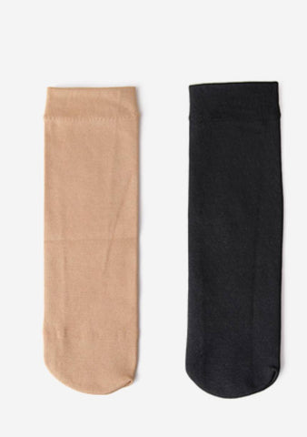Line Of Winter High Socks