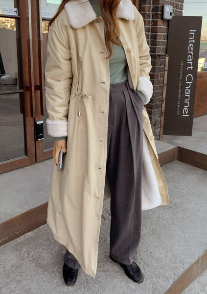 Coming Back Today Trench Coat