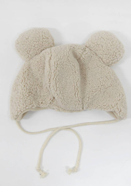 Bear Necessities Fleece Hat