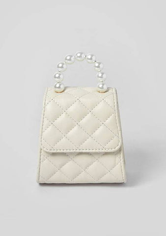 Pearls Connection Mini Bag