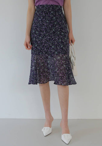 Making The Magic Midi Skirt