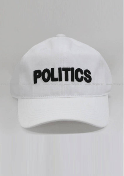 Talking About Politics Cap
