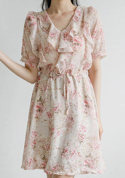 Dress Like Life Is A Party Flower Dress