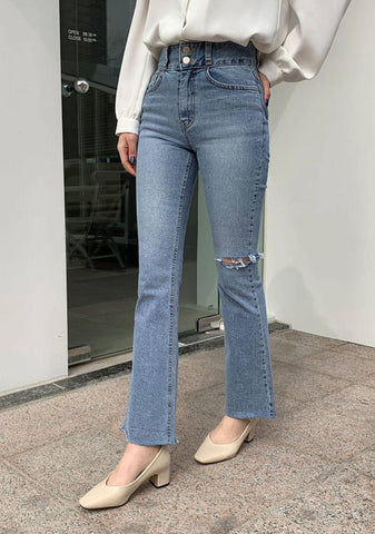 After-School Time Denim Jeans