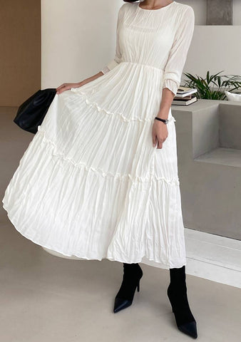 Six Degrees Of Layers Long Dress