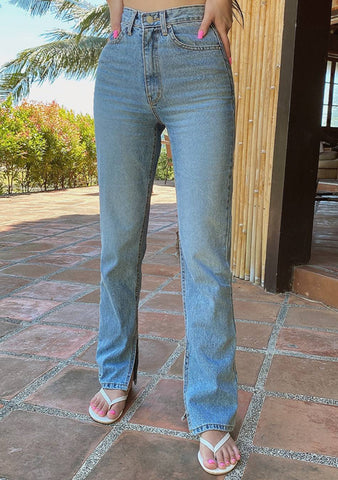 Tropical Sun Denim Jeans