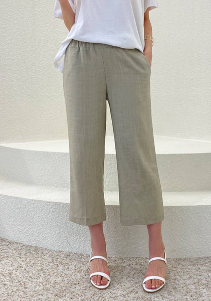 The Reverse Course Ankle Pants