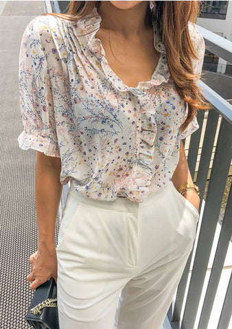 Bloom Softly Blouse