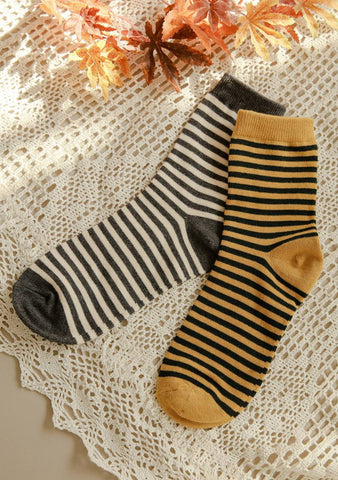Eternal Flame Stripes Socks
