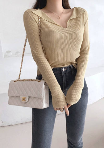 So Much Power Knit Top