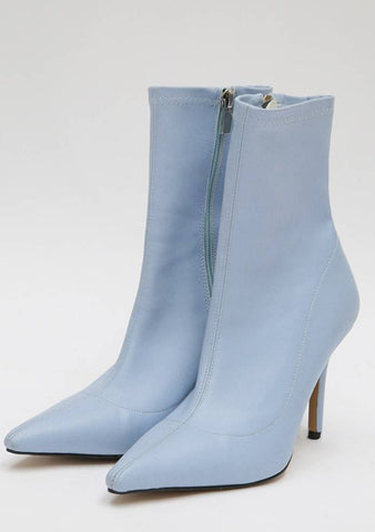 French Lady Ankle Boots