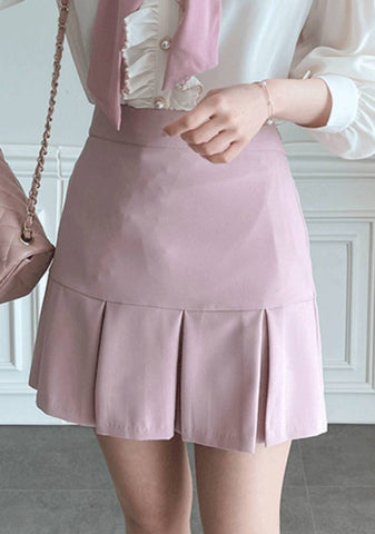 Lethologia Mini Skirt