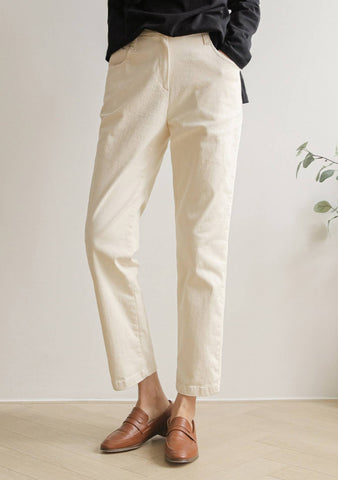 Jewels Gallery Straight Pants