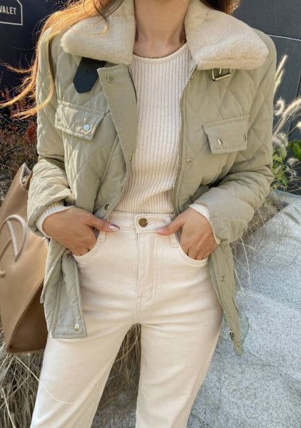 Sweetener Quilted Jacket