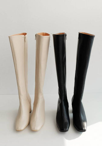 Make Your Own Episode Knee-High Boots