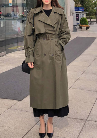Semi Boyfriend Trench Coat